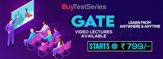 GATE Online Video Lectures