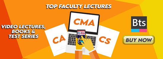 CA CS Online Video Lectures