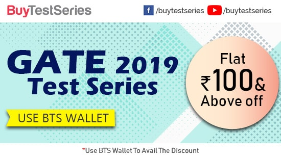 GATE Online Test Series at best prices offered