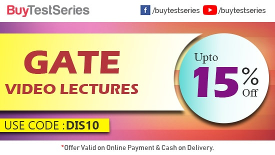 GATE Video Courses on Discount at BuyTestSeries
