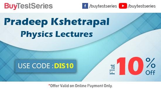Pradeep Kshetraphal Video Courses at maximum discount on BuyTestSeries