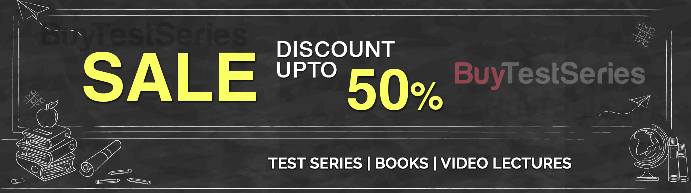 Special offer on BuyTestSeries Products