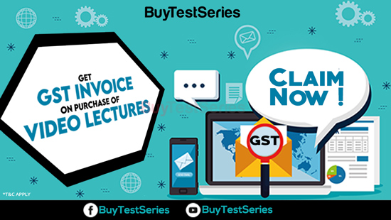 CS Executive Lectures at huge discount on BuyTestSeries