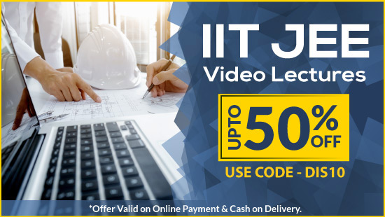 Buy IIT JEE Video Lectures at lowest prices offered