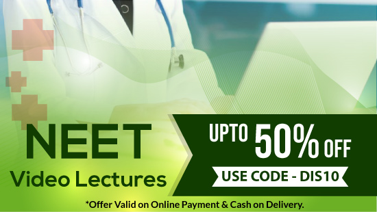 NEET Medical Video Lectures at best prices offered