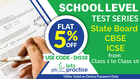 Test Series Preparation for Schools & Olympiad only on BuyTestSeries