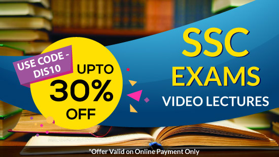 SSC Staff Selection Commission Video Lectures Diwali Offer on BuyTestSeries