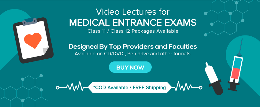 Medical Entrance Video Lectures BuyTestSeries