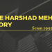 Harshad Mehta Story