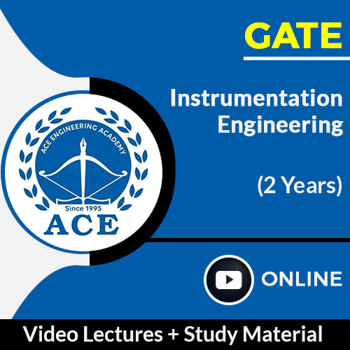 GATE Instrumentation Engineering Online Video Lectures with Study Material by ACE Engg Academy (2 Year)