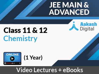 Aakash iTutor Class (11+12) Chemistry for JEE (Main & Advanced) Online Video Lectures (One Year Module)