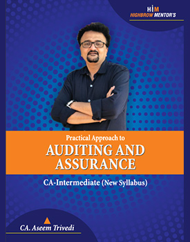 Practical Approach to Auditing & Assurance Book for CA Inter by CA Aseem Trivedi