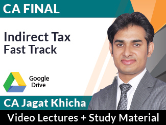 CA Final IDT Fast Track Video Lectures by CA Jagat Khicha (Download)