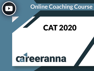 CAT 2020 Online Coaching Course