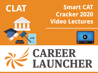 Smart CLAT Cracker 2020 Online Video Lectures