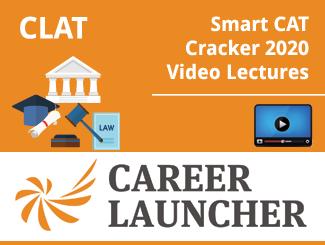 Smart CLAT Cracker 2020 Online Video Lectures