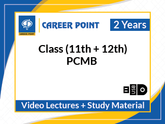 Class (11th + 12th) PCMB Video Lectures (USB, 2 Years)