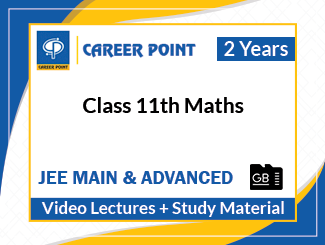 Class 11th Maths Video Lectures for JEE Main & Advanced (2 Years, SD Card)
