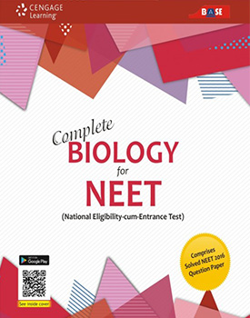 Complete Biology for NEET Book