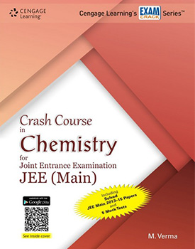 Crash Course in Chemistry for Joint Entrance Examination JEE (Main) Book by Munender Verma