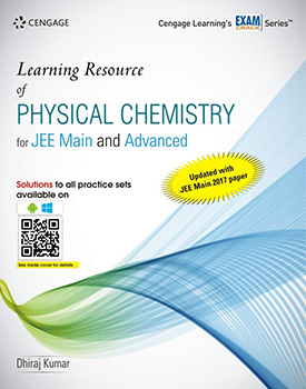 Learning Resource of Physical Chemistry for JEE Main and Advanced Book by Dhiraj Kumar