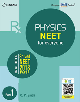Physics NEET for everyone: Part 1 Book by C.P. Singh