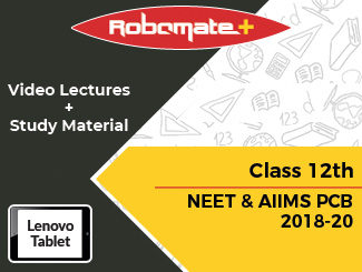 Class 12th NEET and AIIMS PCB Video Lectures 2018-20 (Lenovo Tablet, 2 Years)