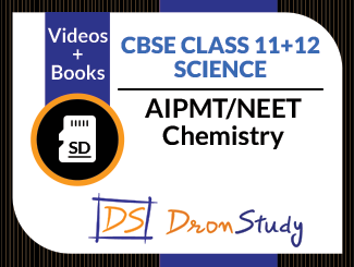 DronStudy CBSE Class 11+12 Science AIPMT/NEET Chemistry Video Lectures (SD Card)