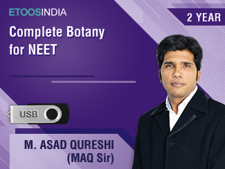 Complete Botany for NEET by MAQ Sir (USB) 2 Years