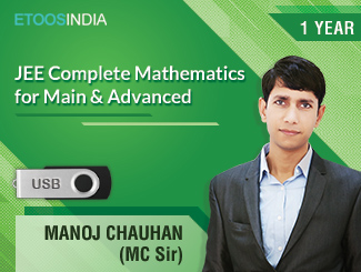 JEE Complete Mathematics for Main & Advanced by MC Sir (USB)