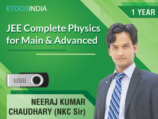 JEE Complete Physics for Main & Advanced by NKC Sir (USB)