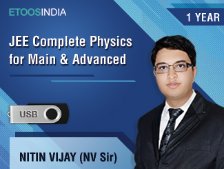 JEE Complete Physics for Main & Advanced by NV Sir (USB)