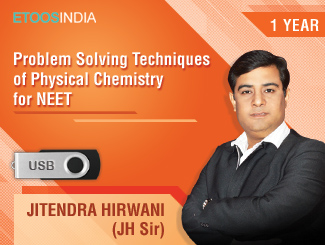 Problem Solving Techniques of Physical Chemistry for NEET by JH sir (USB)