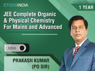 JEE Complete Organic & Physical Chemistry for Mains and Advanced by PO Sir (USB)