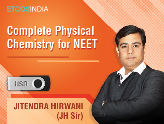 Complete Physical Chemistry for NEET by JH Sir (USB)