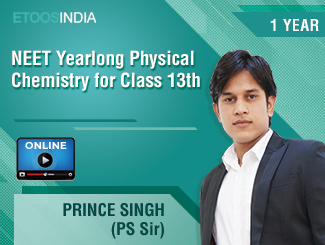 NEET Yearlong Physical Chemistry for Class 13th by Prince sir (VOD)