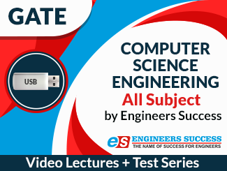 GATE CS & IT Engineering All Subject Video Lectures by Engineers Success (USB)