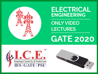 GATE Video Lectures for Electrical Engineering in USB (2020)