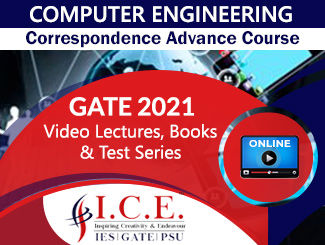 GATE Correspondence Advance Course for Computer Engineering Online (2021)