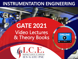 GATE 2021 Online Video Lectures + Theory Books for IN