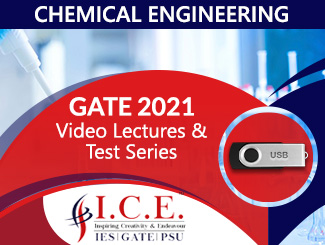 GATE Video Lectures & Test Series for Chemical Engineering in USB (2021)