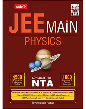 JEE Main Physics Book by MTG Learning