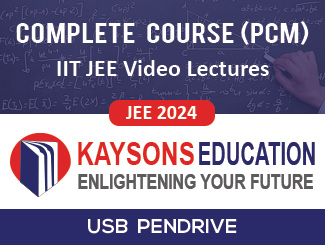 IIT JEE 2024 Complete PCM Video Lectures (USB)