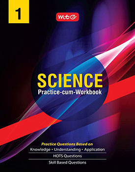 Science Practice - cum - Workbook for Class 1 by MTG Learning