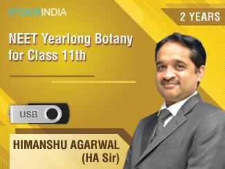 NEET Yearlong Botany for Class 11th by HA Sir (USB) 2 Years
