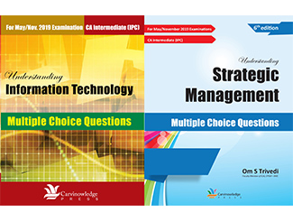 CA IPCC ITSM Books (Set of 2 Books) by CA Om Trivedi