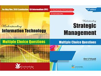 CA IPCC ITSM Books (Set of 2 Books) by CA Om Trivedi