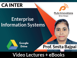 CA Inter EIS Video Lectures by Prof. Smita Bajpai (Download)