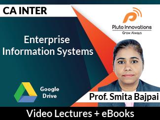 CA Inter EIS Video Lectures by Prof. Smita Bajpai (Download)