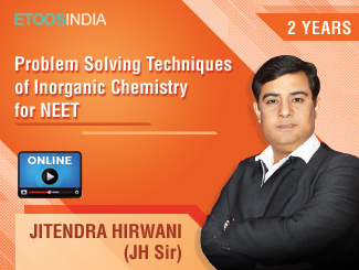 Problem Solving Techniques of Inorganic Chemistry for NEET by JH Sir (VOD) 2 Years